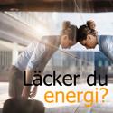 Läcker du energi?