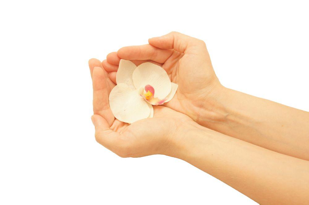 blomma_hand