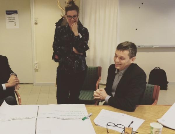 Rivstart för nytt koordinatorsuppdrag för framtidssatsning