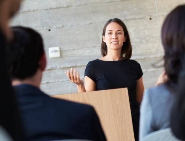 """Vill du också hitta """"grejen"""" och bli en vassare presentatör?"""