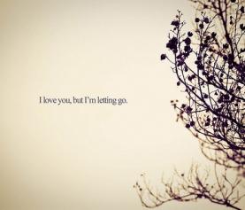 Letting go: säga nej till det roliga